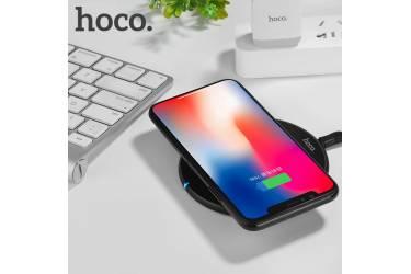 Беспроводное ЗУ Hoco Exalted Wireless Charger CW9 Black