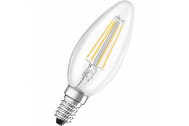 Светодиодная (LED) Лампа FIL (прозрачная) FOTON-C37-6W/3000/E14