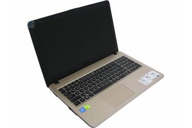 "Ноутбук Asus X540SC 90NB0B21-M01290 15.6""HD Gl/ Pen-N3700/2Gb/500Gb/NoODD/NV 810 1Gb/Win 10/black"