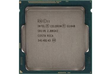 Процессор Intel Celeron Dual-Core G1840 Soc-1150 (2.8GHz/Intel HD Graphics) OEM