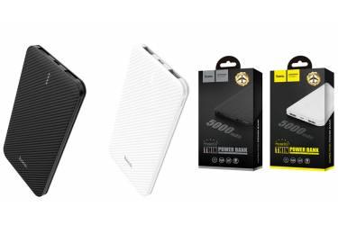 Внешний аккумулятор Hoco B37 Persistent 5000 mAh (черный)