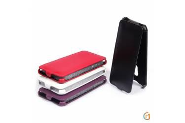 Футляр-книга для Xiaomi Mi 5, арт.001358 (Фиолетовый)