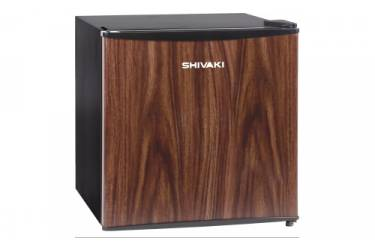 Холодильник Shivaki SDR-052T темное дерево (однокамерный)