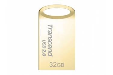 USB флэш-накопитель 32GB Transcend JetFlash 510G золотистый USB2.0