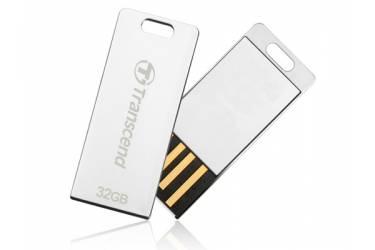 USB флэш-накопитель 16Gb Transcend JetFlash T3S серебристый USB2.0