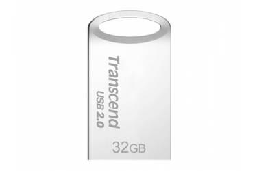 USB флэш-накопитель 16Gb Transcend JetFlash 510S серебристый USB2.0