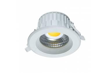 Светильник светодиодный встраиваемый UNIEL ULT-D01G-30W/NW WHITE  30Вт IP20 1700Лм белый