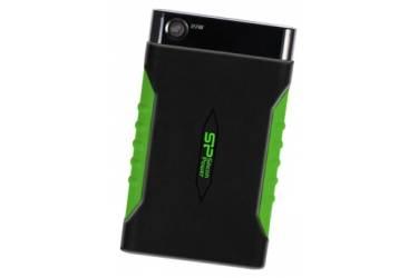 """Внешний жесткий диск 2.5"""" 1Tb Silicon Power Armor A15 черный USB 3.0"""
