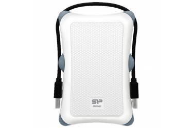 """Внешний жесткий диск 2.5"""" 500Gb Silicon Power Armor A30 черный USB 3.0"""