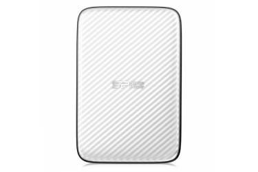 """Внешний жесткий диск 2.5"""" 1Tb Silicon Power Diamond D20 белый USB 3.0"""