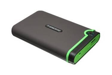 """Внешний жесткий диск 2.5"""" 2Tb Transcend StoreJet 25М3 серый USB 3.0"""