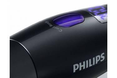 Щипцы для завивки Philips HP8618/00 черный/белый,конусные,дисплей,8режимов, керамика