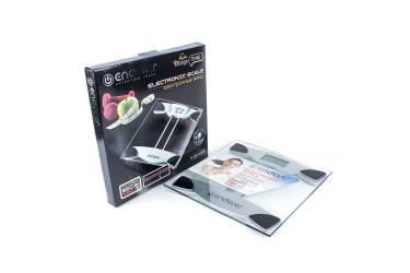 Весы напольные электронные Endever Skyline FS-545, прозрачное стекло