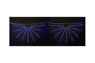 """Занавес светодиодный фигурный """"Радуга-1"""" ULD-E3104-288/DTK BLUE IP20 RAINBOW-1"""