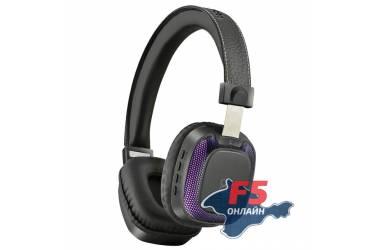 Наушники беспроводные (Bluetooth) Promate полноразмерные Melody-BT (black)