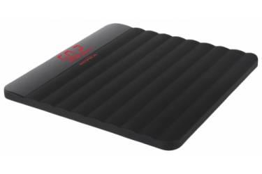 Весы напольные электронные Supra BSS-7000 пластик,soft touch покрытие,150кг