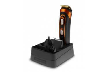 Машинка для стрижки Rowenta TN9100F0 черный/оранжевый нас 3шт мультитриммер