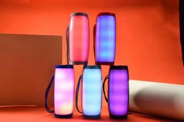 Беспроводная (bluetooth) акустика Portable TG157 Pulse (синий)