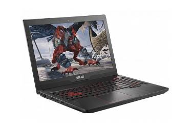 "Ноутбук Asus FX503VD-E4235 i5-7300HQ (2.5)/8G/256G SSD/15.6""FHD AG IPS/NV GTX1050 2G/noODD/BT/noOS B"