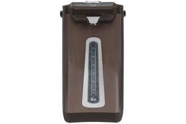 Термопот Centek CT-0096 Шоколадный 6л, 750Вт, 2 способа подачи
