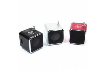 Мультимедийная акустика TD-V26 черная