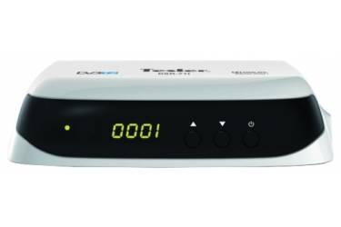 Цифровой TV-тюнер Tesler T2 DSR-711 белый