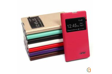 Чехол-подставка Ulike для iPhone 6 Plus, арт.007174 (Темно-розовый)