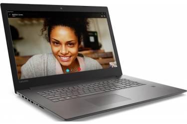 "Ноутбук Lenovo IdeaPad 320-17IKBR Core i7 8550U/8Gb/1Tb/DVD-RW/nVidia GeForce Mx150 4Gb/17.3""/IPS/HD+ (1600x900)/Windows 10/black/WiFi/BT/Cam"