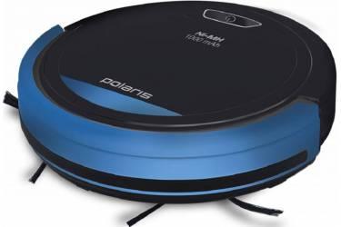 Пылесос-робот Polaris PVCR 0410 14.4Вт черный/синий
