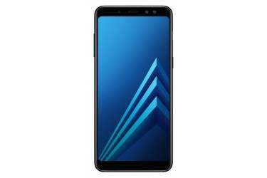 Смартфон Samsung Galaxy A8 (2018) SM-A530F 32Gb Black