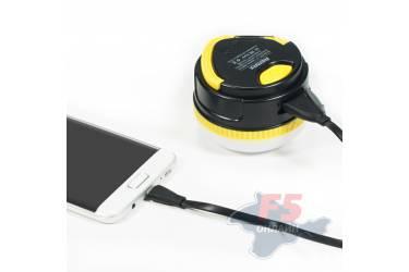 Внешний аккумулятор Remax Ye RPL-17, 3000 mAh (black-yellow)