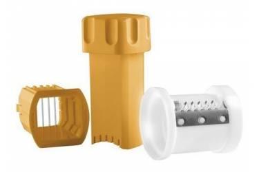 Насадка для нарезки кубиками Zelmer ZMMA002M для мясорубок желтый