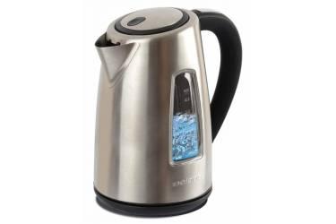 Чайник электрический Polaris PWK1734CAL 1.7л. 2200Вт серебристый (корпус: нержавеющая сталь)
