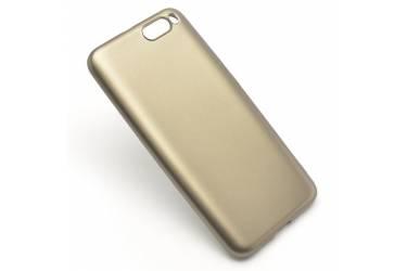 Силиконовый чехол J-CASE для Xiaomi Redmi Note 4X Серебристый
