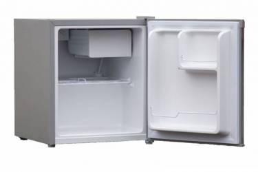 Холодильник Shivaki SHRF-56CHS серебристый (однокамерный)