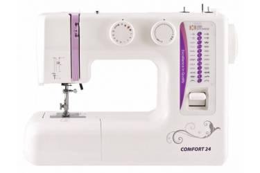 Швейная машина Comfort 24 белый (кол-во швейных операций -25)