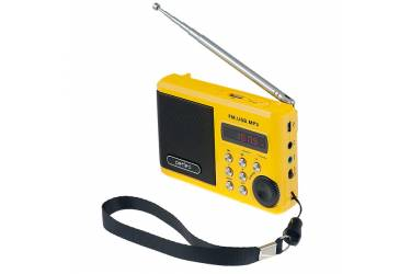 Радиоприемник Perfeo Sound Ranger желтый