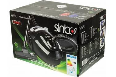 Пылесос Sinbo SVC 3449 1400Вт черный