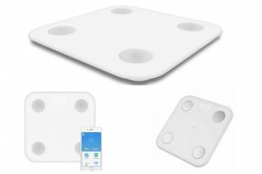 Умные весы Xiaomi Mi Body Composition Scale (белый) (XMTZC02HM)