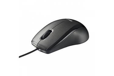Компьютерная мышь Trust Carve USB Optical Mouse черная