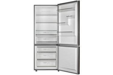Холодильник Ascoli ADRFB460DWE черное стекло 432л(х324м108) 185*70,3*70,3см диспл No Frost инвертор