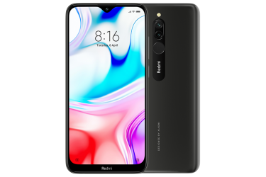 Смартфон Xiaomi Redmi 8 4+64GB Black