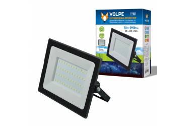 Прожектор светодиодный Volpe ULF-Q513 70W/6500K IP65 220-240В BLACK