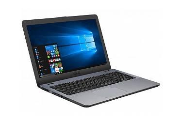 "Ноутбук Asus X542UF-DM264T i3-8130U (2.2)/4G/500G/15.6""FHD AG/NV MX130 2G/noODD/BT/Win10 Dark Grey"