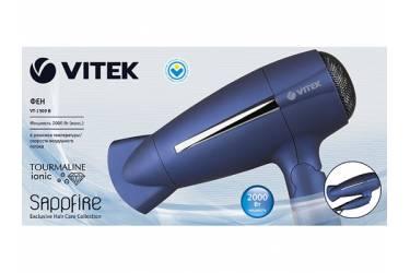 Фен Vitek VT-1309 B 2000Вт синий