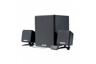 Компьютерная акустика Microlab M-111 2.1 New черная