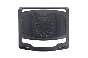 "IT/acc DeepCool N400 подставка под ноутбук (до15.6"",140мм вентилятор, черный)"