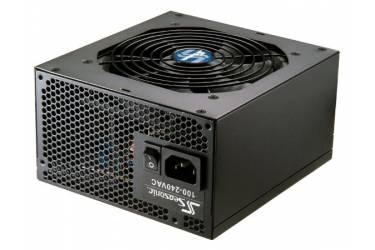 Блок питания Seasonic ATX 620W M12II-620 (SS-620GM) 80+ bronze (24+4+4pin) APFC 120mm fan 9xSATA Cab Manag RTL