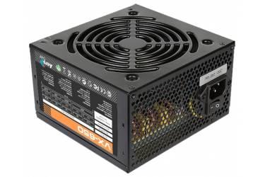 Блок питания Aerocool ATX 650W VX-650 (24+4+4pin) APFC 120mm fan 4xSATA RTL