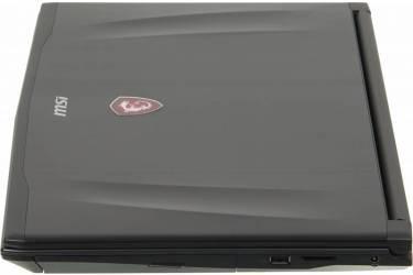 """Ноутбук MSI GP72 7REX(Leopard Pro)-480RU Core i7 7700HQ/8Gb/1Tb/SSD128Gb/DVD-RW/nVidia GeForce GTX 1050 Ti 4Gb/17.3""""/TN/FHD (1920x1080)/Windows 10 64/black/WiFi/BT/Cam"""